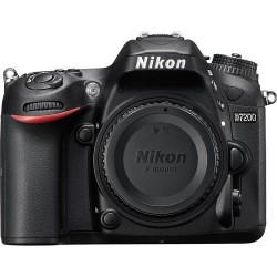 Camara Nikon D7200 DSLR