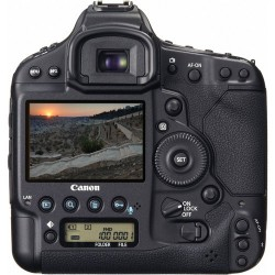 Canon EOS-1D X DSLR - Camaras digitales peru