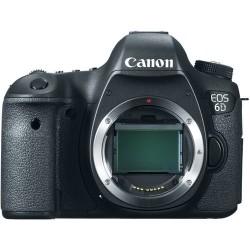 Camara Canon EOS 6D DSLR  - Camaras profesionales Peru