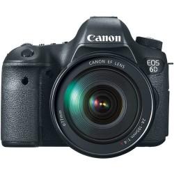 Camara Canon EOS 6D réflex con 24-105mm f / 4L - Drones Peru
