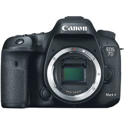 Camara Canon EOS 7D Mark II DSLR