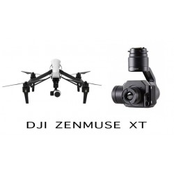DJI Insire 1 zenmuse xt con camara termica - Drones Peru