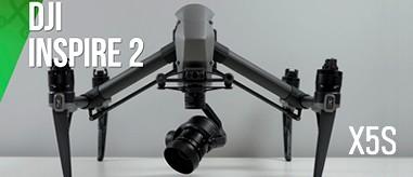 DJI INSPIRE 2 X5S - DJI DRONE PERU