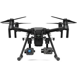 DJI Zenmuse XT2 Dual 4K / FLIR Drone Thermal Camera (13 mm, 30 Hz, 640 x 512)